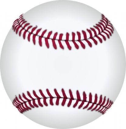 baseball clip art free vector in open office drawing svg svg rh pinterest ca baseball clipart images free vector Baseball Clip Art Free Printable