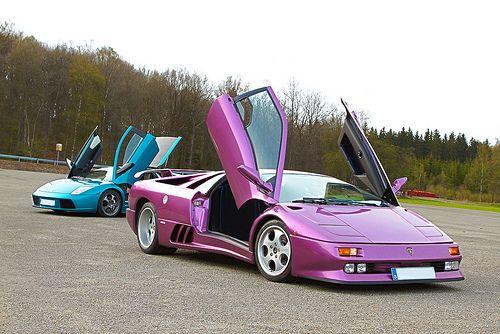 30th 40th Anniversary Lamborghini Diablo Lamborghini