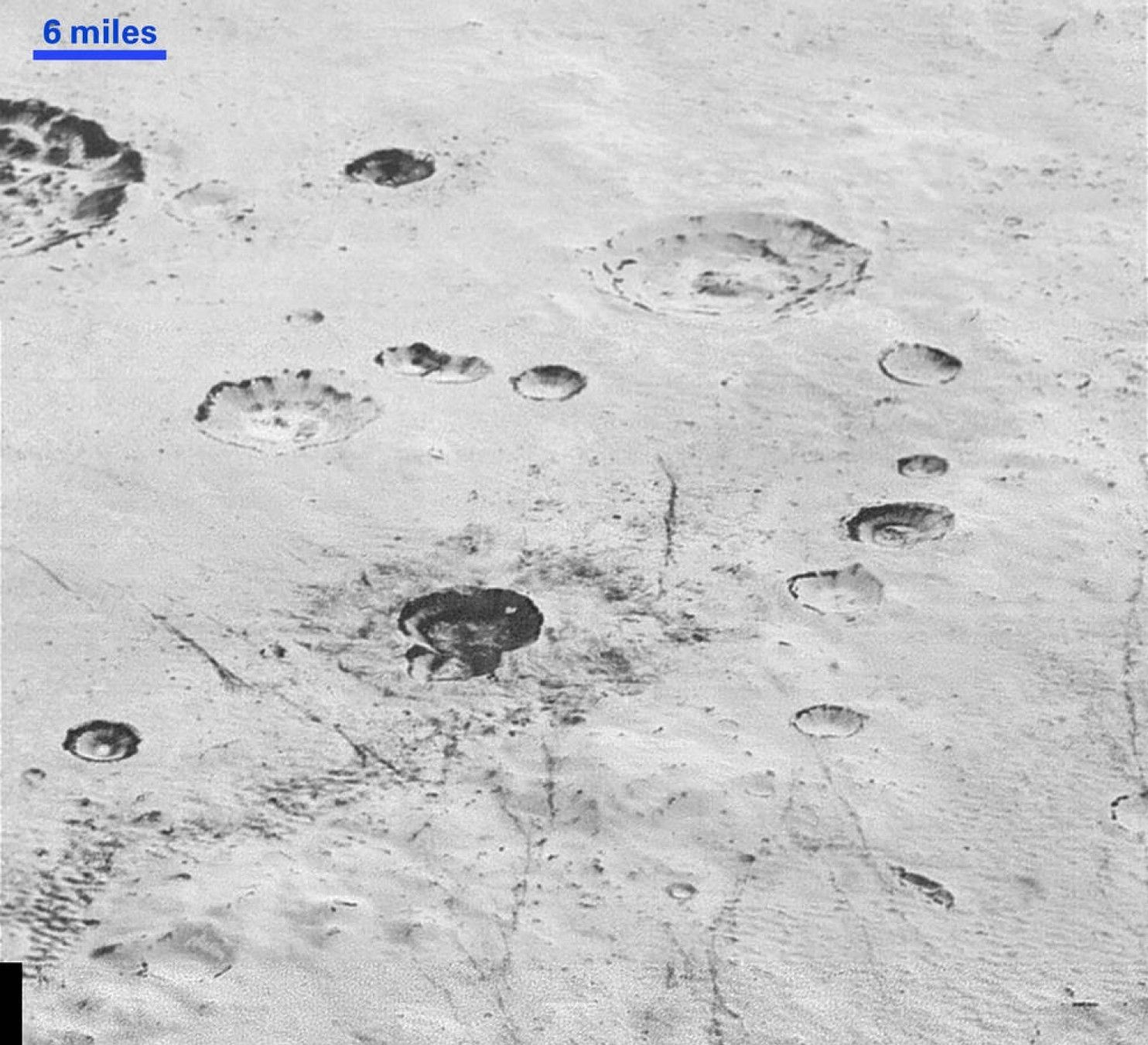 NASA releases the first batch of its sharpest images of Pluto - The Washington Post
