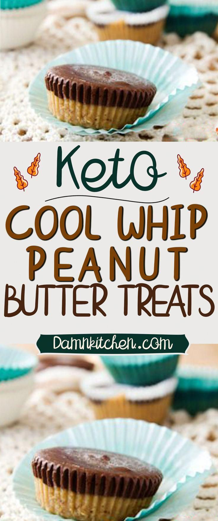Cool Whip Peanut Butter Treats