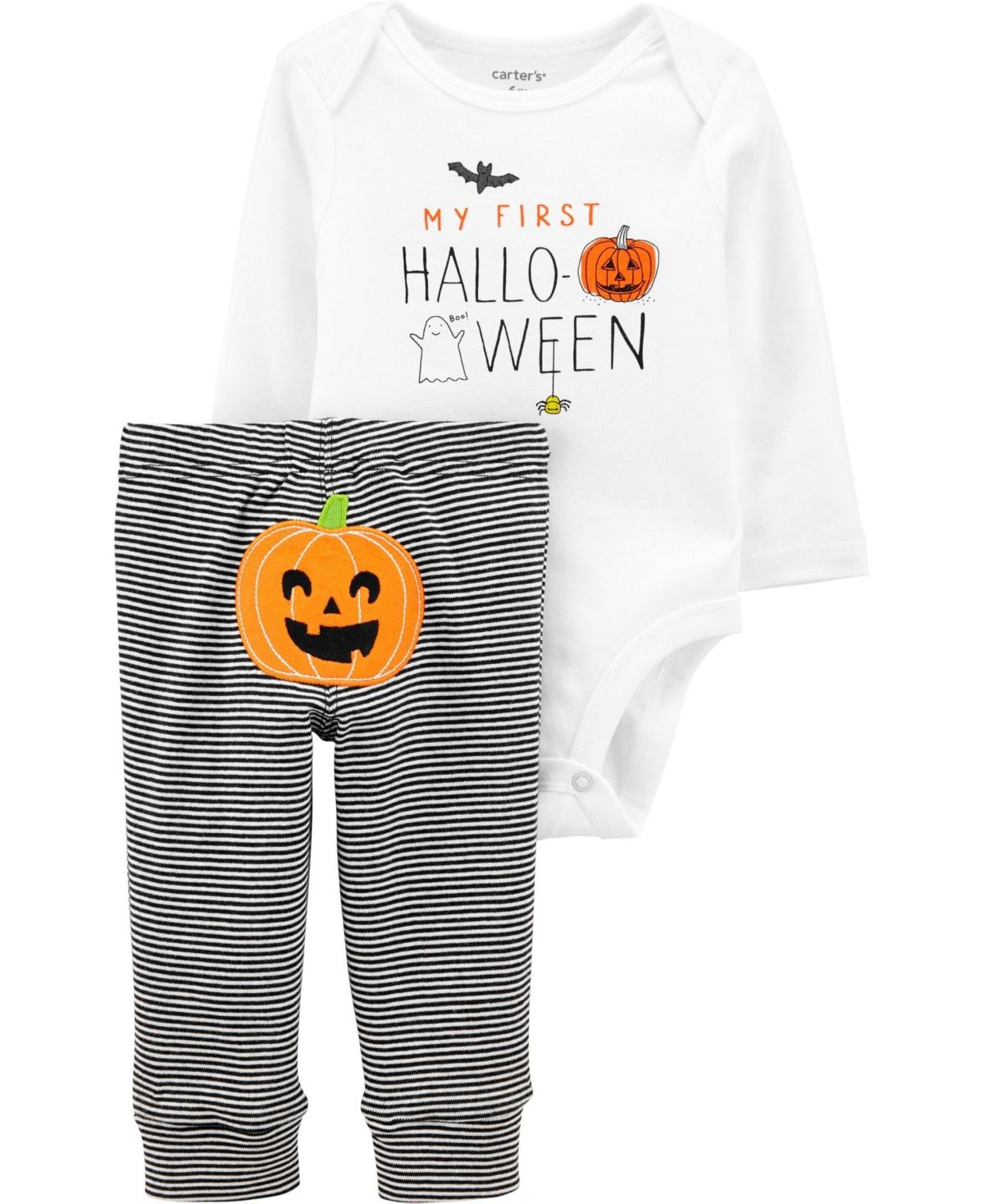Baby pumpkin outfit Pumpkin baby clothes Baby boy clothes Newborn photo outfit Baby girl clothes Baby diaper set