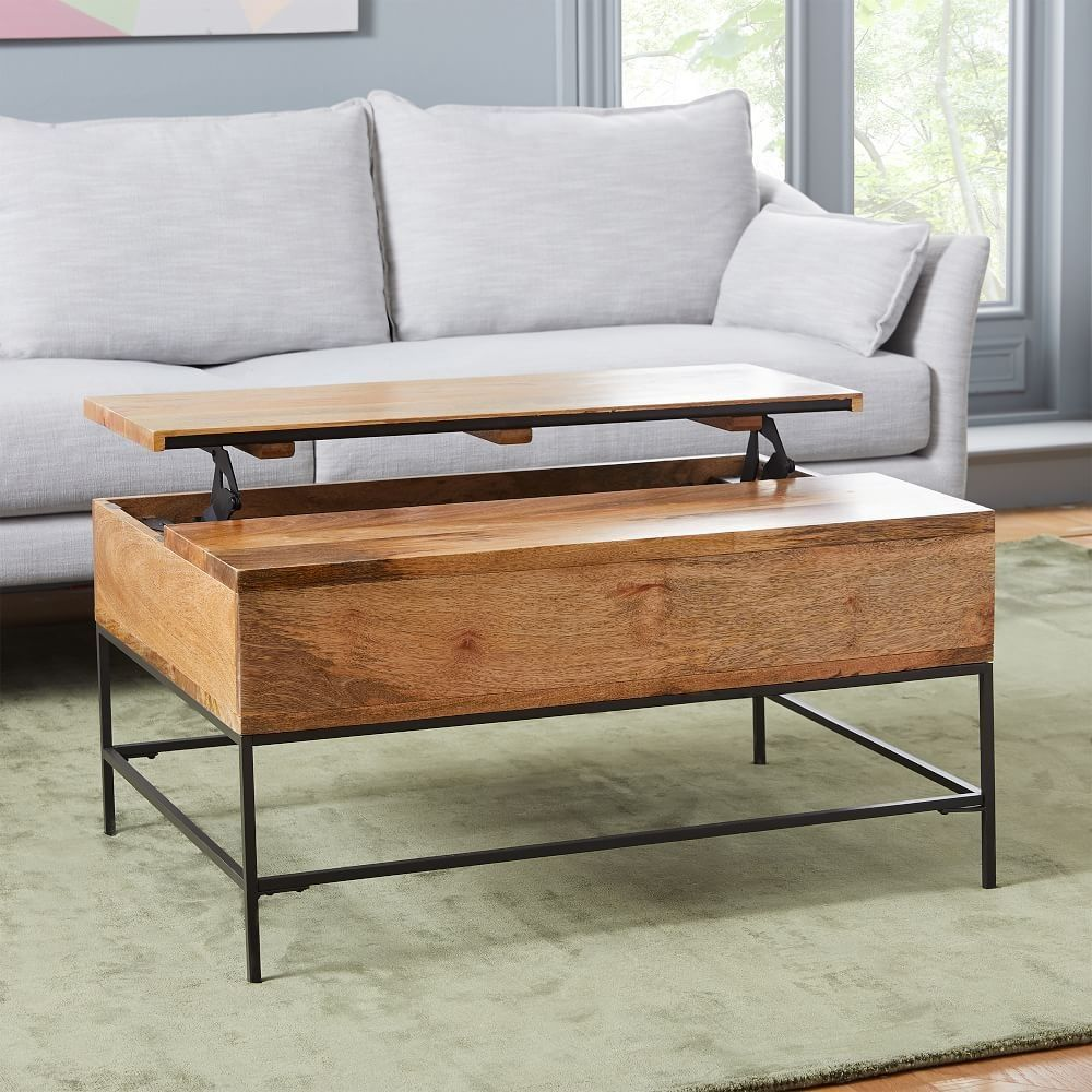 49++ West elm coffee table with storage ideas