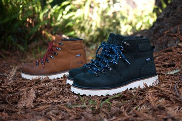 botas ballard north face