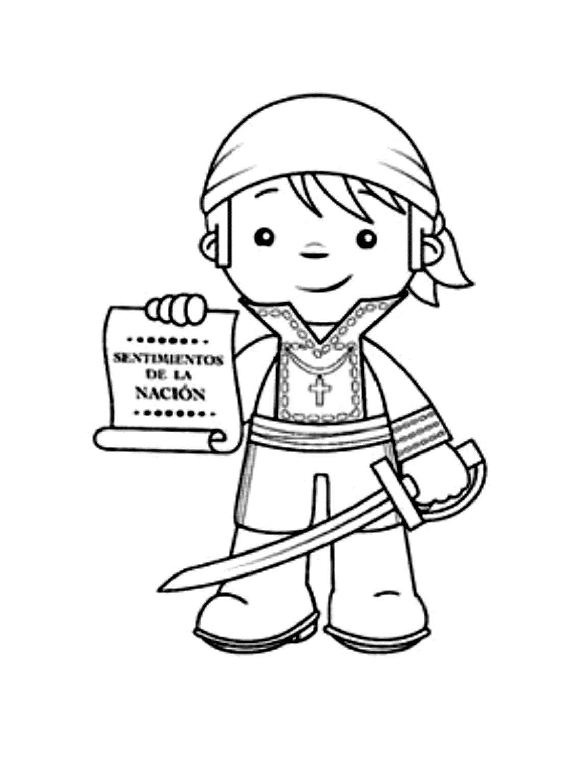 Pin De Susie Frees En Marionettes Puppets 2 Dibujo Dia De La Independencia Manualidades 15 De Septiembre Para Ninos Actividades Escolares