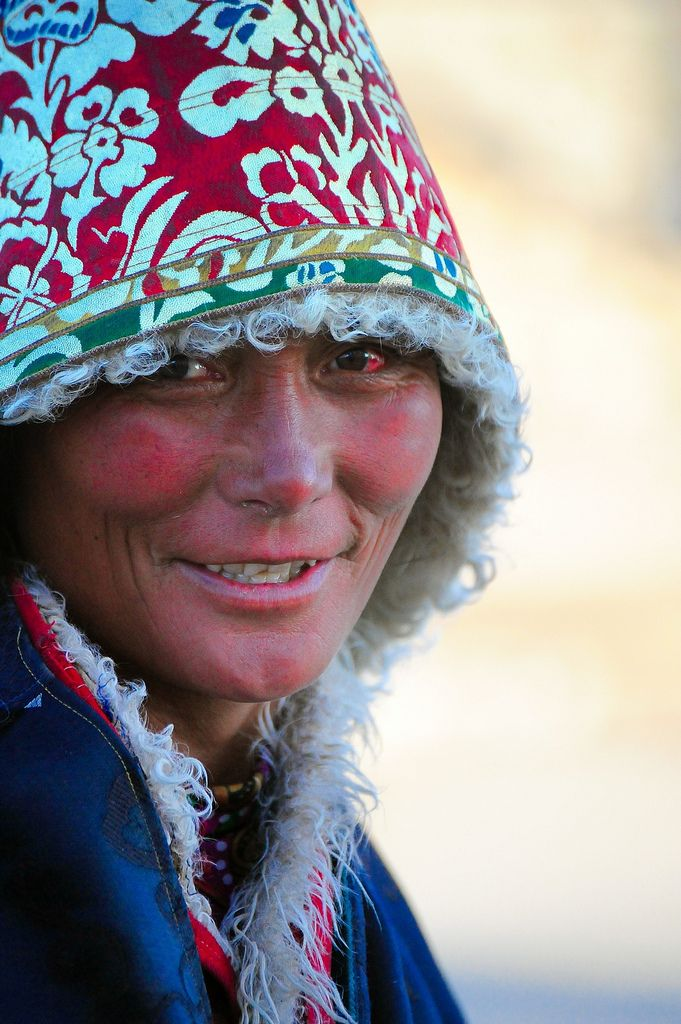 Despite everything,Tibet བོད is always Smiling | Flickr - Photo Sharing!