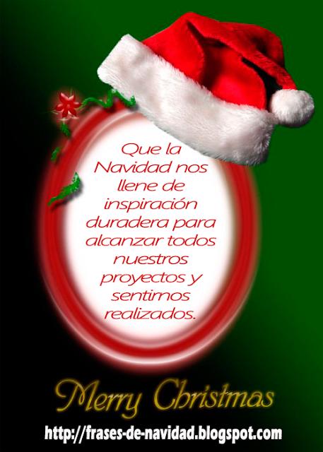 Frases De Navidad Que La Navidad Nos Llene De Inspiración