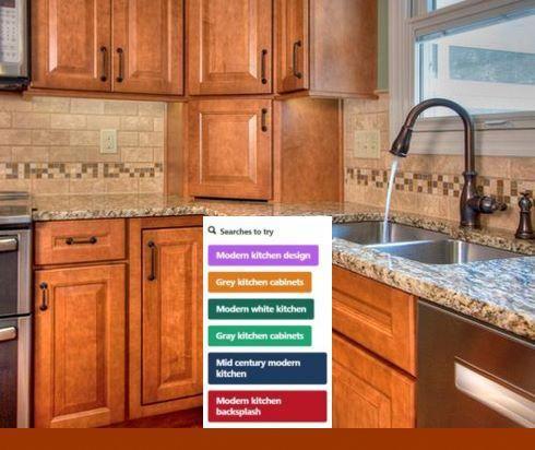 Maple Flagstone Cabinets Kitchencabinets And Kitcheninterior