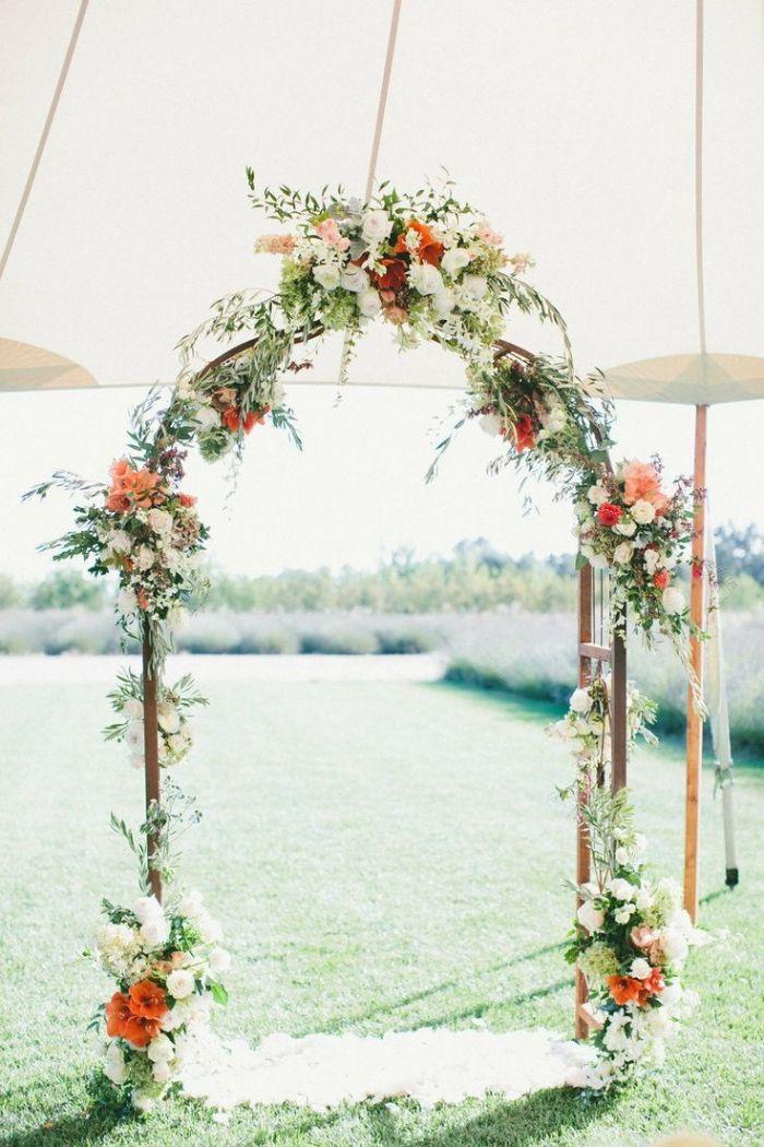 Hochzeit im garten 21 sch ne und romantische ideen for Romantische gartendeko
