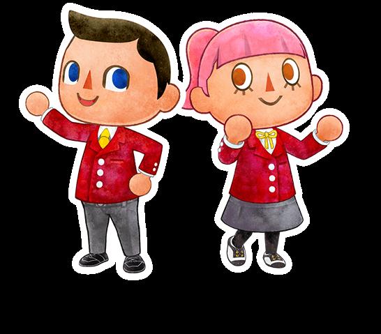 Happy Home Academy Uniform Animal Crossing Yayomg In 2020 Animal Crossing Fan Art Animal Crossing Animal Crossing Characters