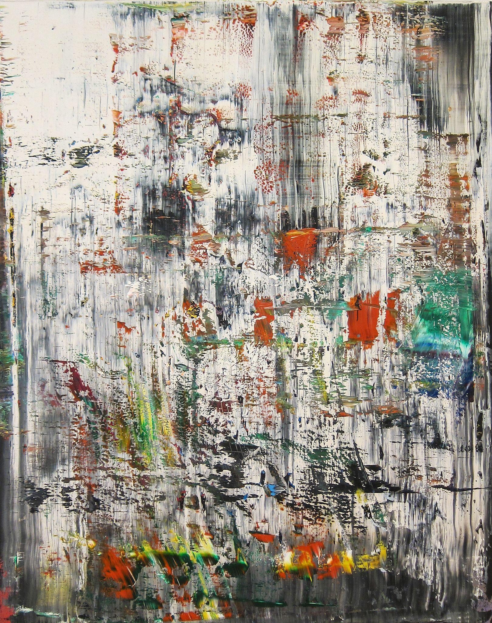 Gerhard Richter Ice Eis 2 1989 In 2019 Museum