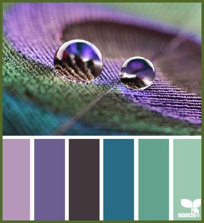Нюансы цвета примеры
