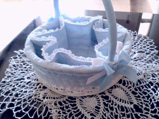Canasta para bebe marce pinterest bebe - Ideas para bebes ...