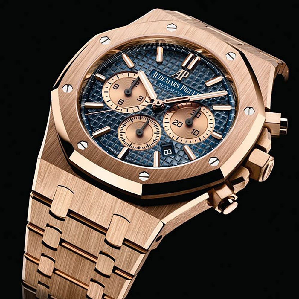 Audemars Piguet Royal Oak Chronograph Watch 26331or Oo