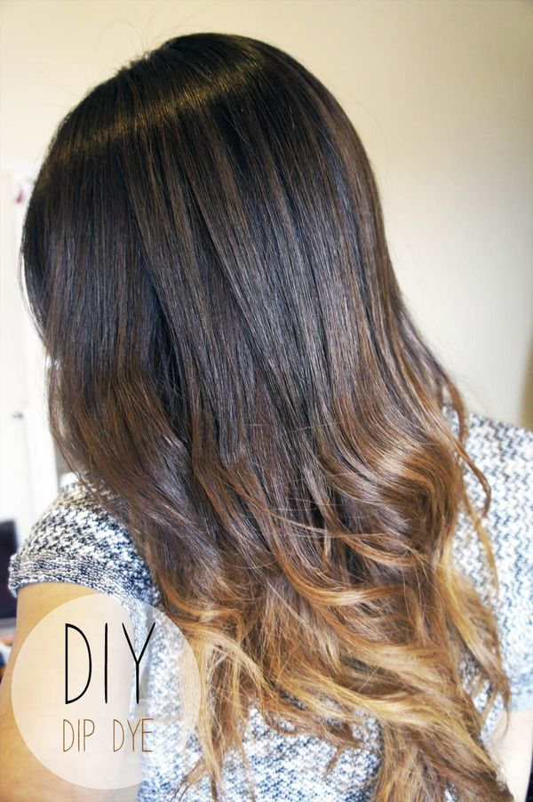 Ombre Dip Dye Hair I Would Kill For This Look This Summer Dip