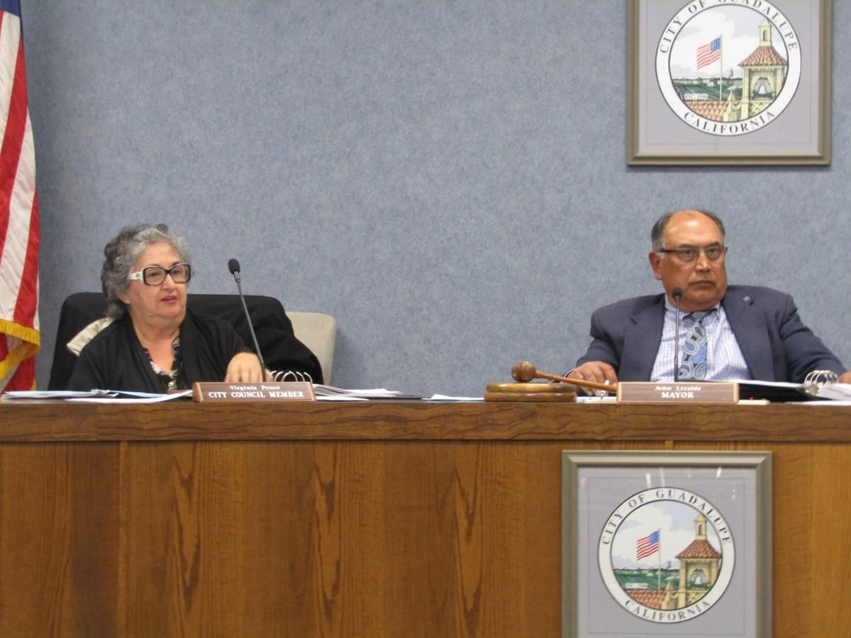 Guadalupe City Council Approves Limit On Backyard Paving City
