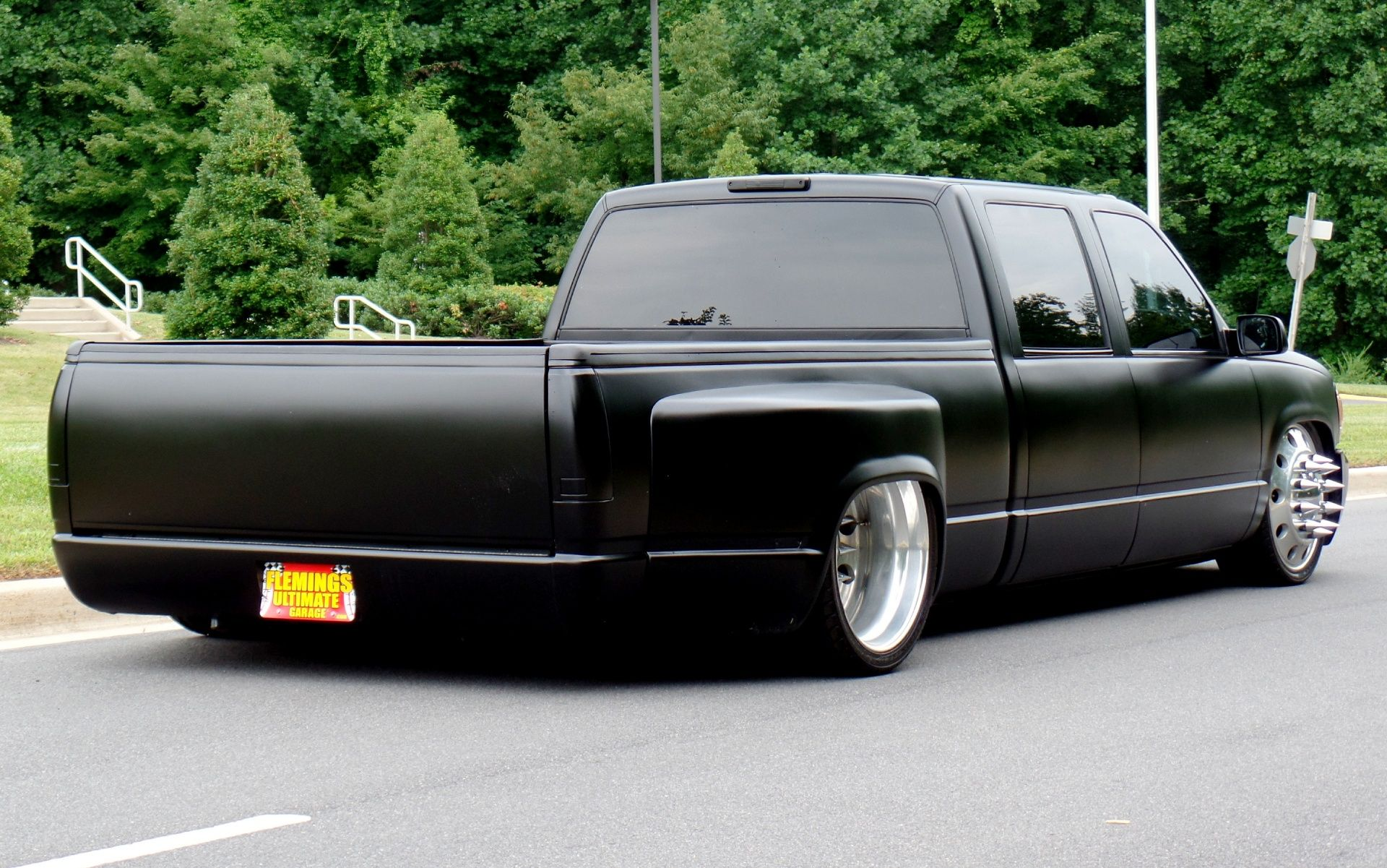1998 GMC Sierra 3500 ProTouring Custom Dually - Fleming\'s Ultimate ...