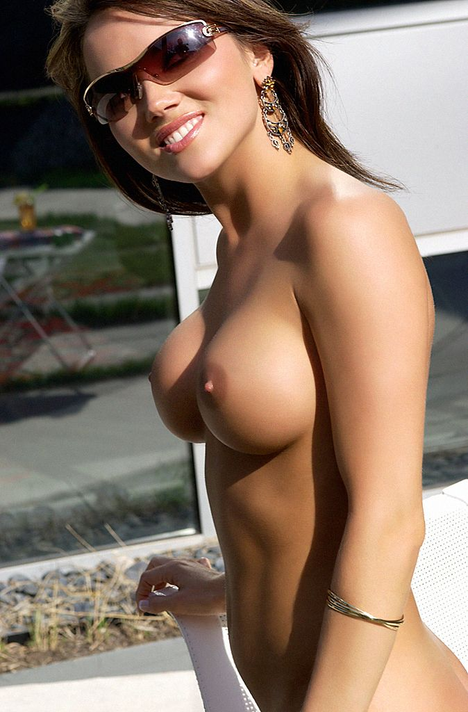 Perfect nude natural perky tits nude gallery