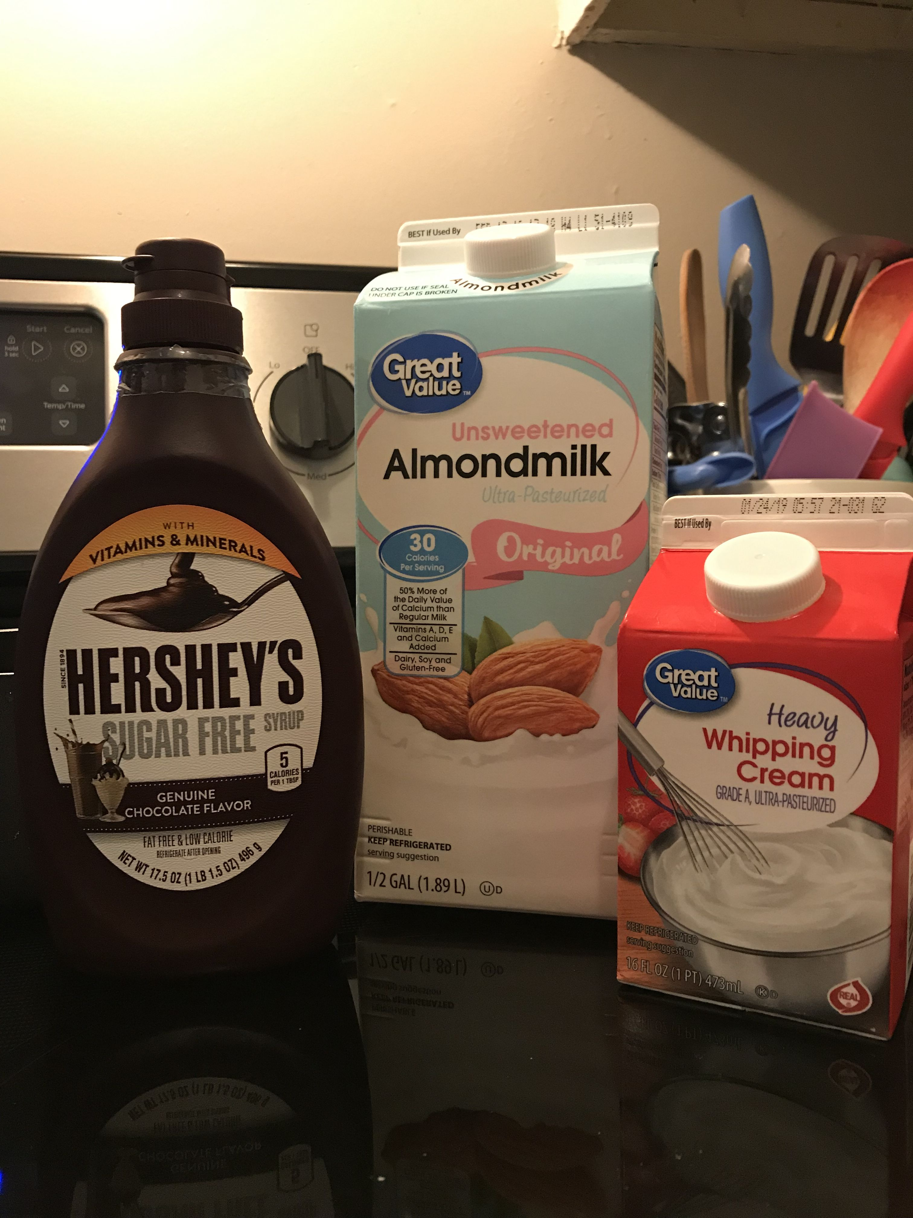 Low Carb Hot Chocolate Sugar Free Whipped Cream Sugar Free Chocolate Syrup Sugar Free Vanilla Syrup