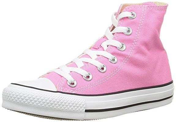 Converse Chuck Taylor All Star Sneakers Unisex Adulto Rosa Pink a5N
