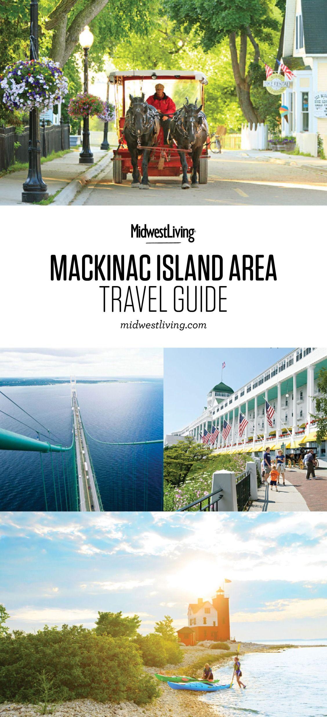 Top Things To Do In The Mackinac Island Area Michigan Michigan Road Trip Michigan Travel Mackinac Island