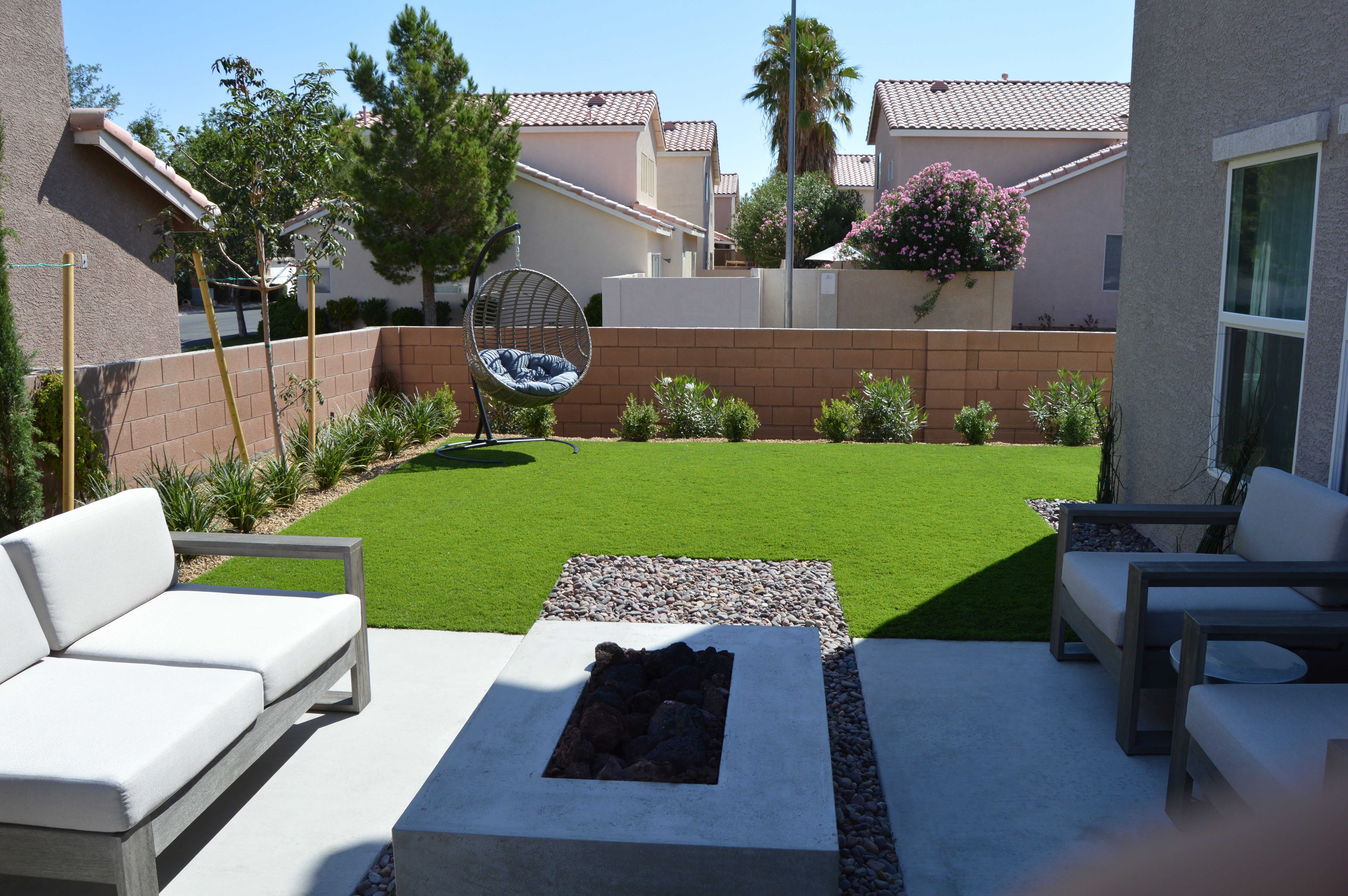 Las Vegas Backyard Landscaping Desert Landscaping Backyard Modern Landscaping Modern Backyard Landscaping
