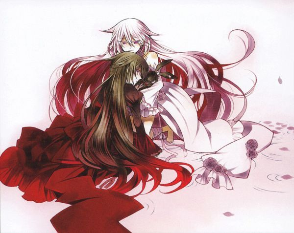 Pandora Hearts: Will of the Abyss, Alice, and B-Rabbit