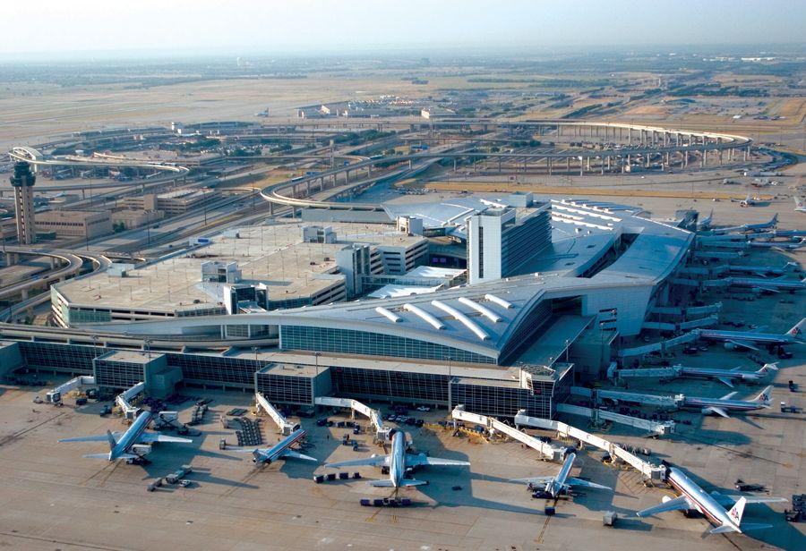 Dallas Fort Worth Airport Address