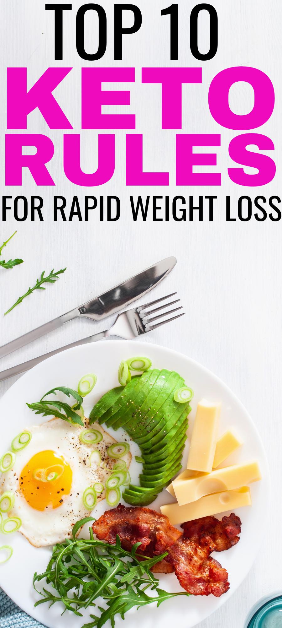 Photo of 10 Keto-Regeln für Anfänger, die Ihnen dabei helfen, Ihren Gewichtsverlust zu beginnen