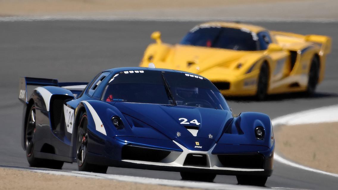 Ferrari Fxx Enzo Ferrari Fxx Evoluzione Enzo Ferrari Fxx