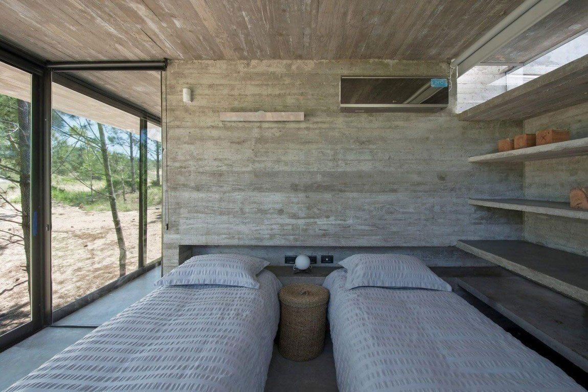 L4 House On Costa Esmeralda By Luciano Kruk House And Room # Muebles Luciano