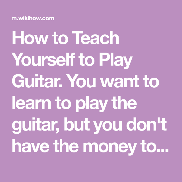 teach yourself to play guitar guitar lessons basic guitar lessons bass guitar lessons. Black Bedroom Furniture Sets. Home Design Ideas