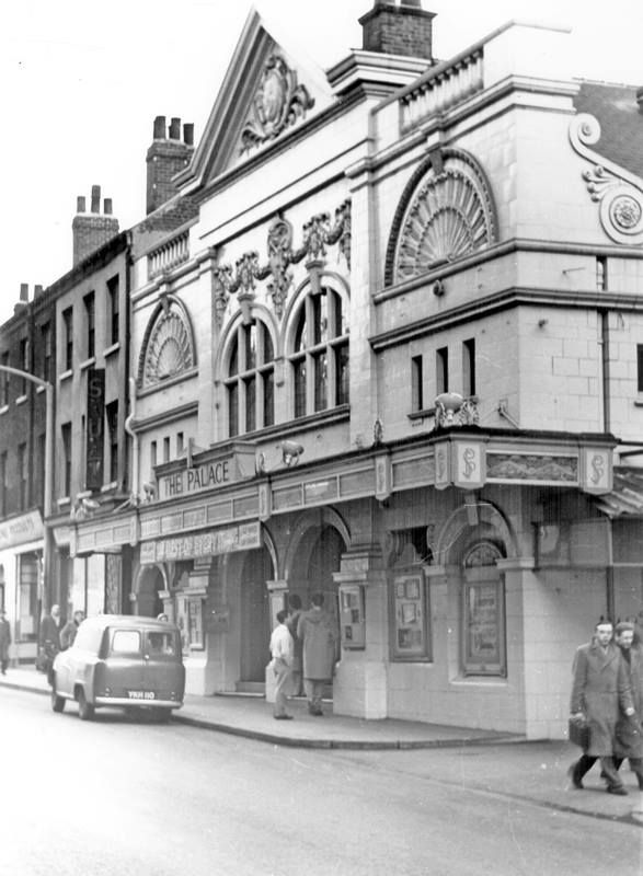 The Sheffield Picture Palace, Union Street, referred to in later directories as The Palace. The architects were Benton and Roberts and owned by Sheffield Picture Palace Ltd. Opened 1st August 1910. Closed 31st October, 1964 and later demolished