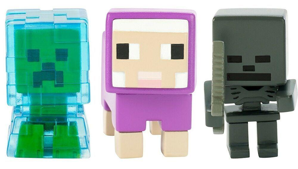 Mattel Minecraft Wood Chopping Environmental Playset Brand New