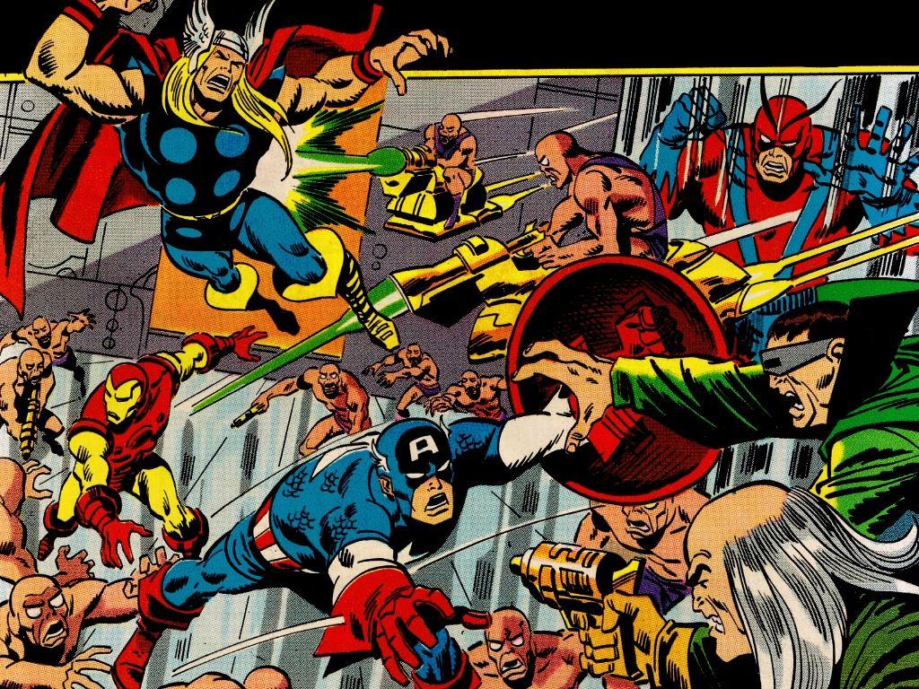 Avengers Pinterest: Avengers Comics Marvel Comics