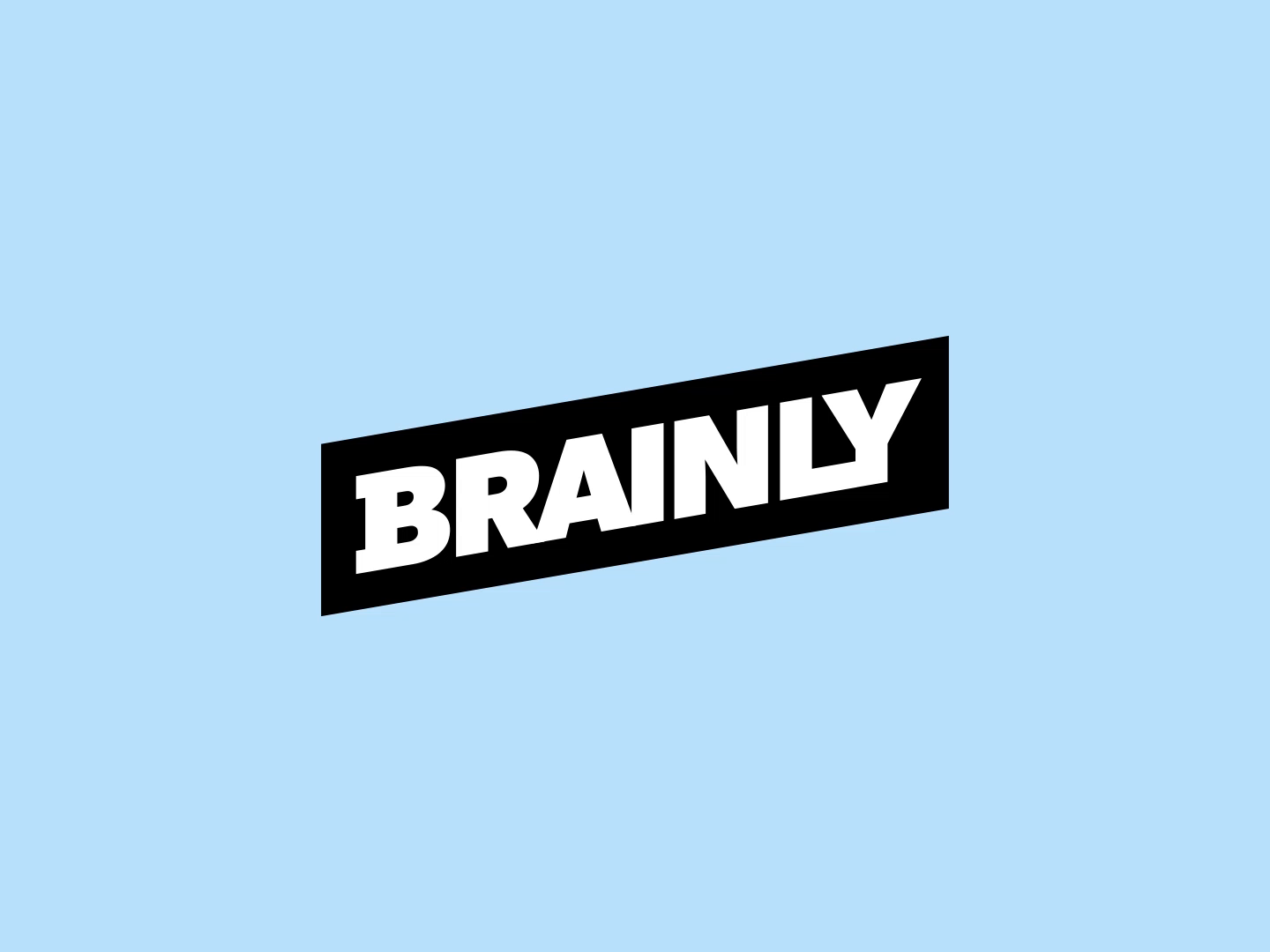 Brainly Logo Animation By Brainly Design Animation Animation Design Logos