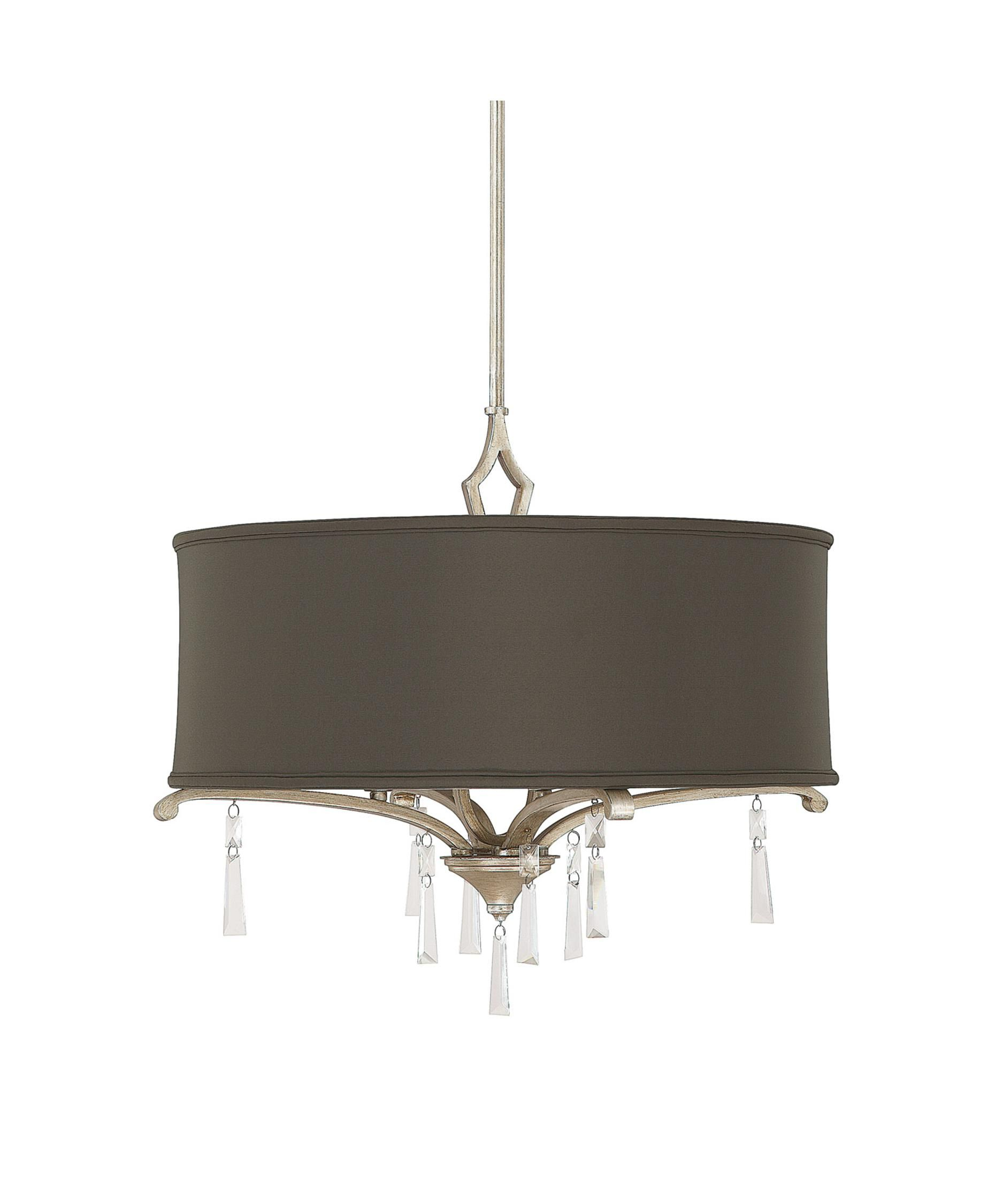 Capital Lighting Elan 23 Inch Wide 4 Light Large Pendant