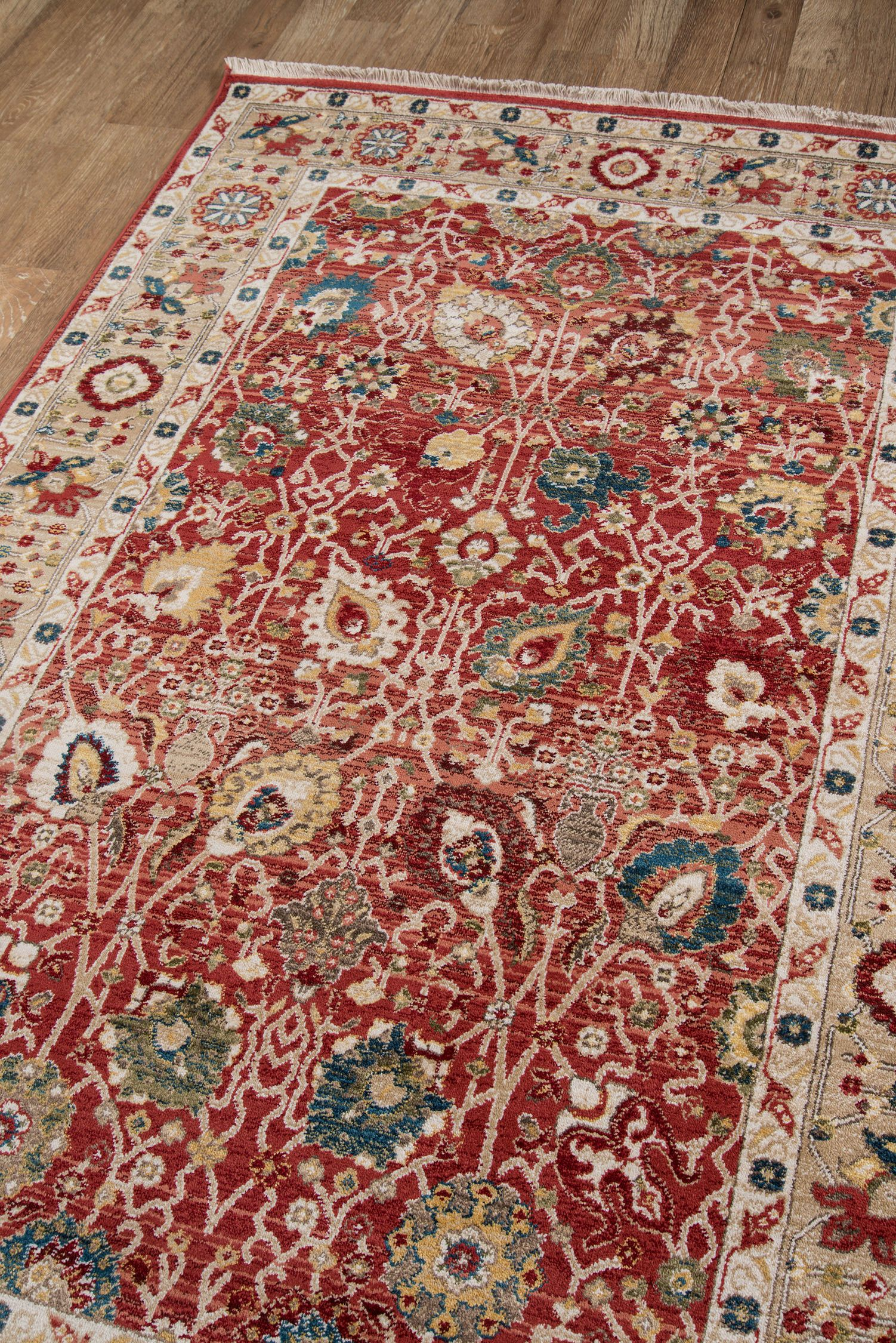 Le 04 Color Red Size 9 6 X 12