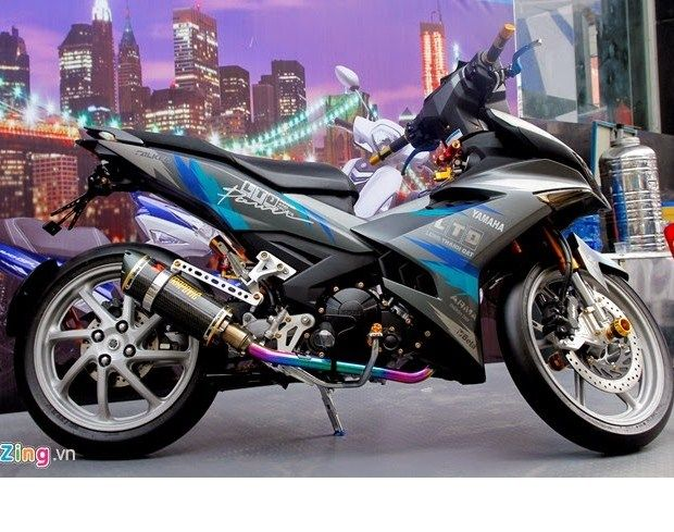 Gambar Modifikasi Yamaha Jupiter Mx King 5 Gambar Motor Sepeda