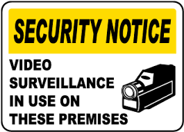 picture relating to Video Surveillance Sign Printable titled Impression final result for online video surveillance symptoms printable 动物与宠物