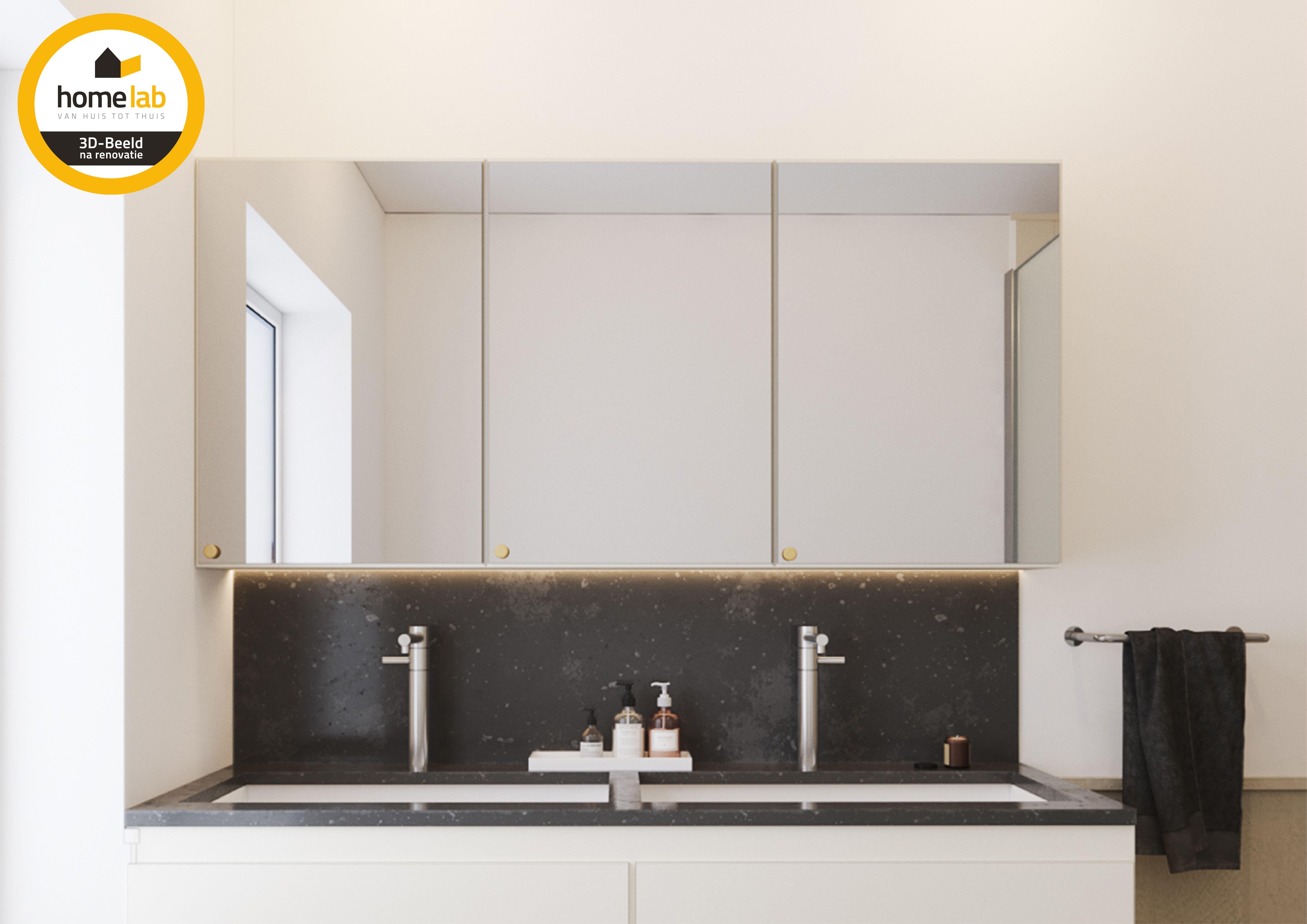 Renovatie Badkamer Tienen : Moderne badkamer #homelabprojects #renovatie #renovation #badkamer