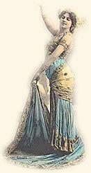 The execution of Mata Hari - click through to read article.