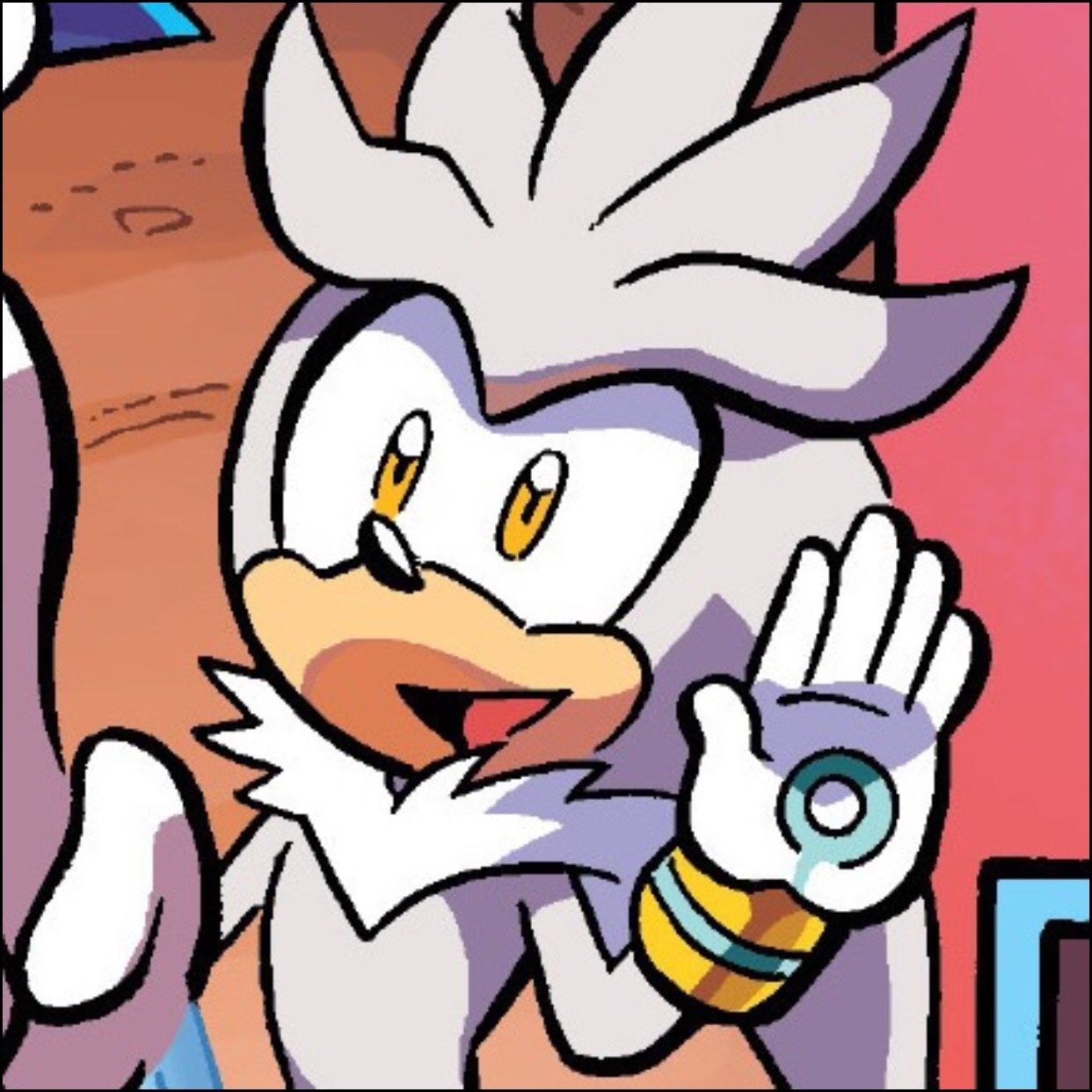 archie sonic universe | Silver the hedgehog, Sonic, Hedgehog