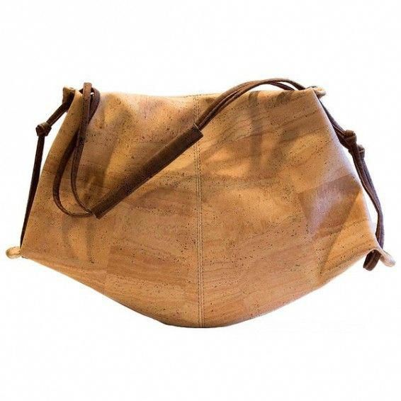 27880c6eab43 Cork by Design Vegan Half Moon Cork Shoulder Bag  149.99 PETA Approved Free  Shipping to the US   Canada  WomensShoulderbags