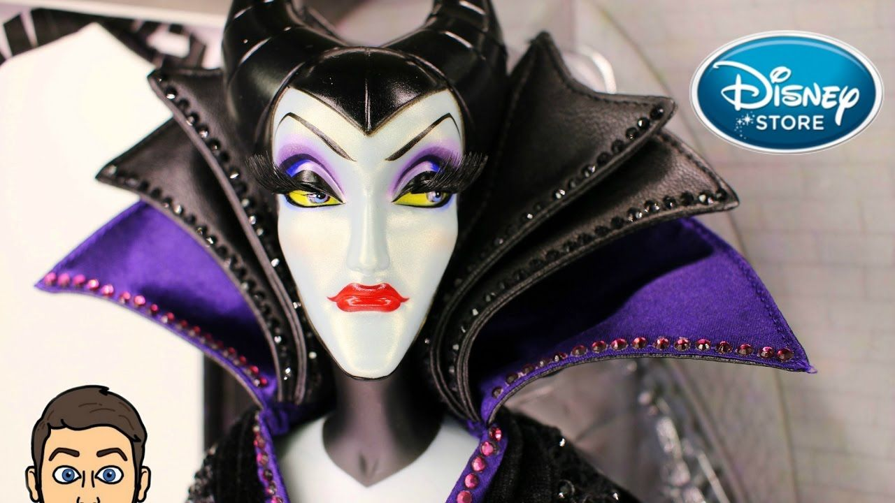 Maleficent 17 Limited Edition Doll Review Sleeping Beauty