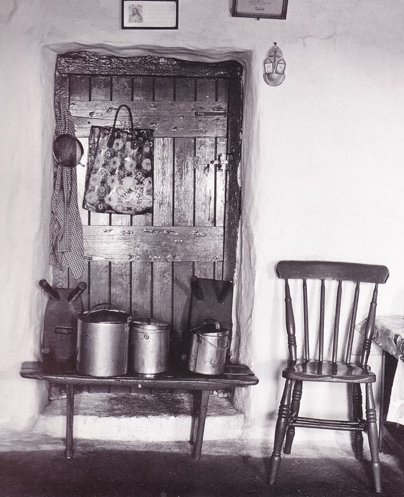 home interiors ireland. Old cottage on Aran Islands  photo by Bill Doyle Inis Meain