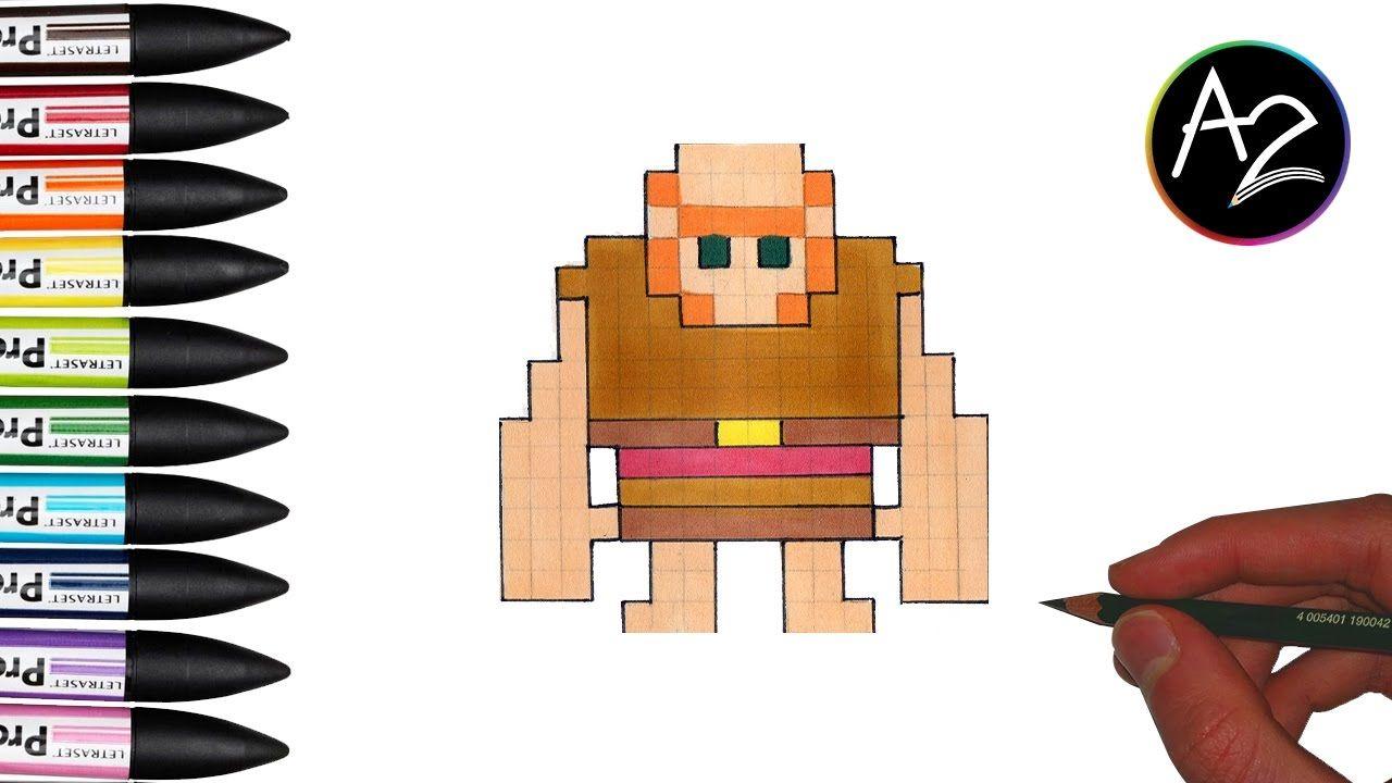 Resultado De Imagen Para Clash Royale Pixel Art Clash Royale