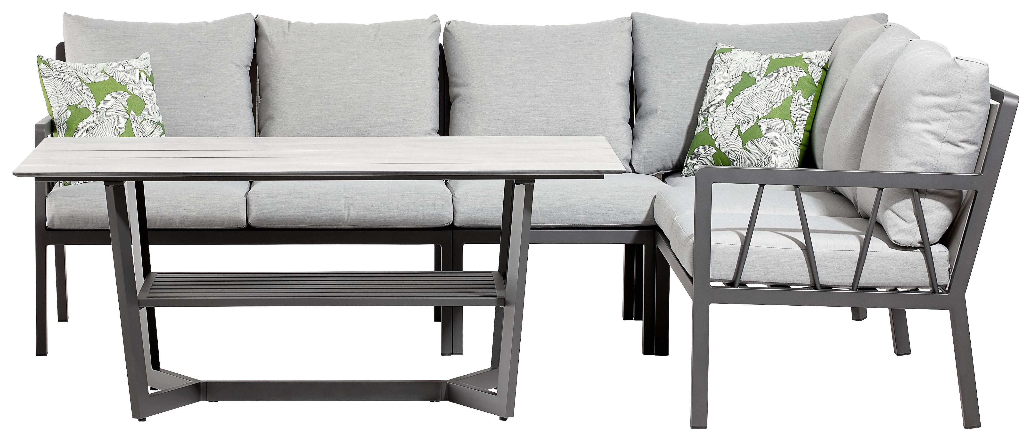 Lounge Sofa In L Form Mit Kissen Online Finden In 2021 Lounge Mobel Lounge Garnitur Lounge