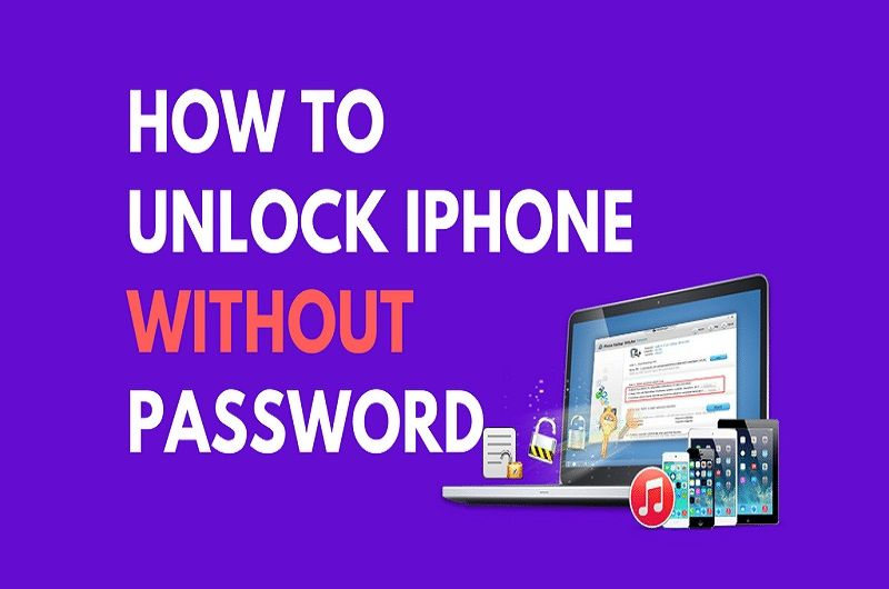 How to unlock iphone without passcode with images