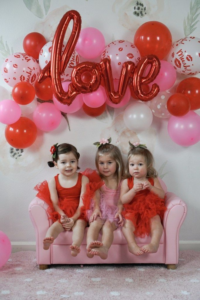 The Perfect Valentine's Day Party for Toddlers -
