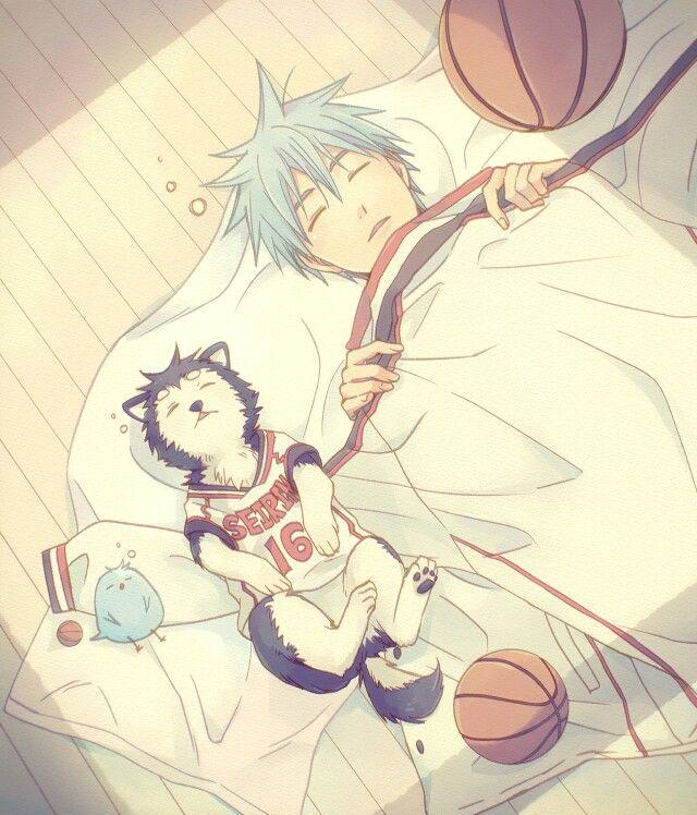 Kuroko no basket: kuroko tetsuya